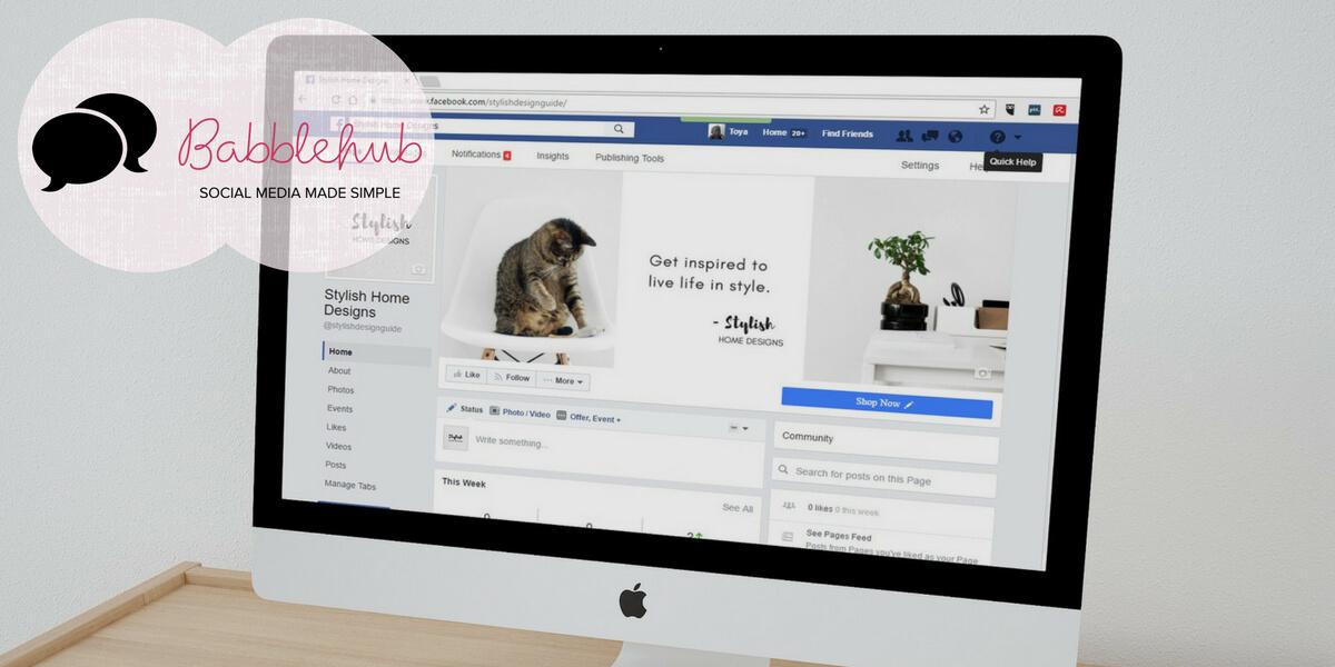 FB Page Secrets